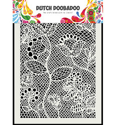 Dutch Doobadoo Zentangle -sapluuna