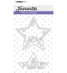 Studio Light stanssisetti Favourites 296