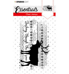 Studio Light leimasin Stamp Essentials 467
