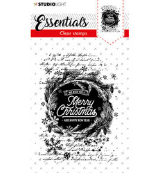 Studio Light leimasin Stamp Essentials 468