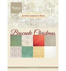 Marianne Design Brocante Christmas -paperikko