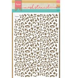 Marianne Design sapluuna Leopard