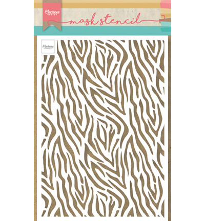 Marianne Design sapluuna Zebra