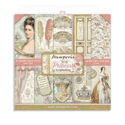 Stamperia paperipakkaus Princess, 8