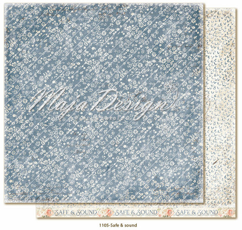 Maja Design Miles Apart skräppipaperi Safe & Sound