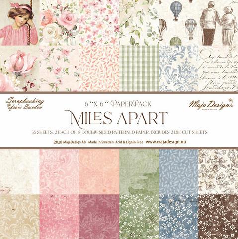 Maja Design Miles Apart -paperipakkaus