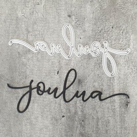 Stanssi Joulua (korttipaja.fi)