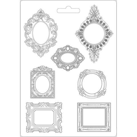Stamperia Maxi Mould -muotti Frames