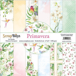 ScrapBoys paperikko Primavera