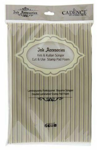 Cadence Cut & Use Stamp Pad Foam