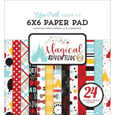 Echo Park Machical Adventure 2 -paperipakkaus