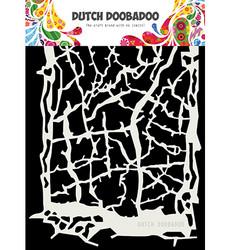 Dutch Doobadoo ArtGrunge Lines -sapluuna