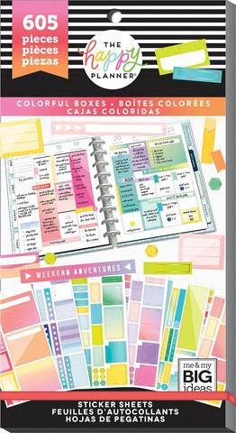 Mambi Happy Memory Keeping Value Pack -tarrapakkaus Colourful Boxes