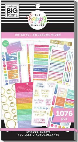 Mambi Happy Memory Keeping Value Pack -tarrapakkaus Brights, Skinny Classic