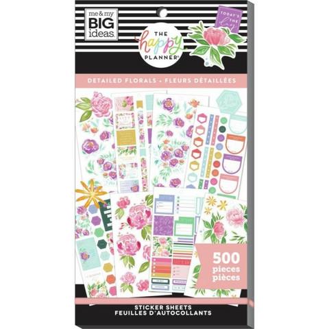 Mambi Happy Memory Keeping Value Pack -tarrapakkaus Detailed Florals