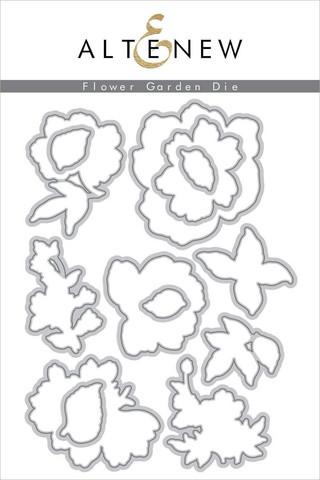 Altenew Flower Garden -stanssisetti