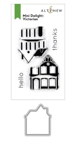 Altenew Mini Delight: Victorian -leimasin- ja stanssisetti