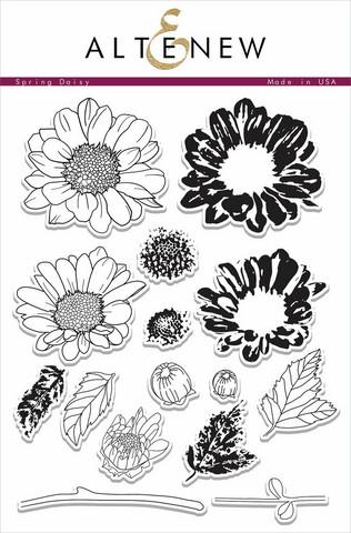 Altenew Spring Daisy -leimasinsetti