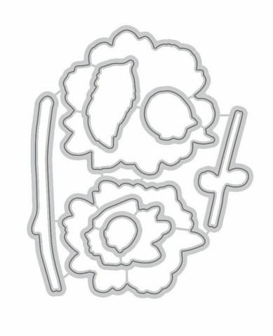 Altenew Spring Daisy -stanssisetti