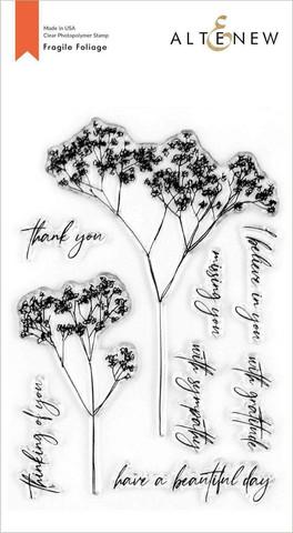 Altenew Fragile Foliage -leimasinsetti