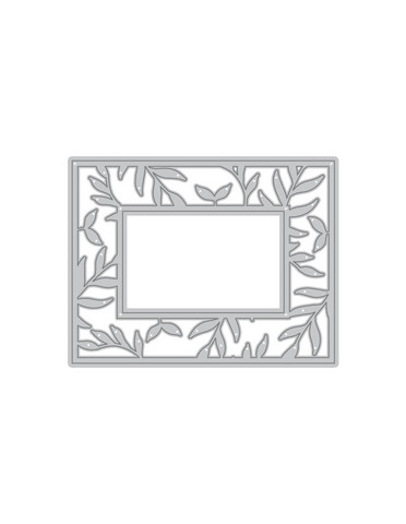 Altenew Leaf Frame Cover -stanssi