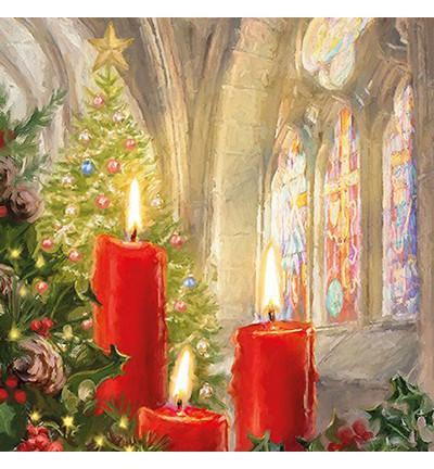 Servetti Candles in Church, 20 kpl