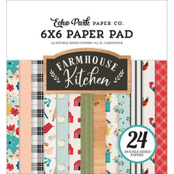 Echo Park Farmhouse Kitchen -paperipakkaus