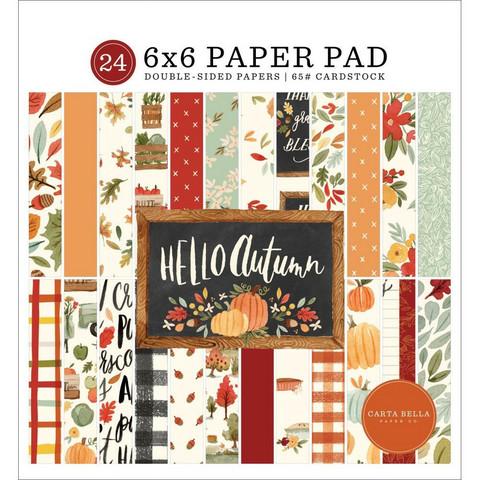 Carta Bella Hello Autumn -paperipakkaus