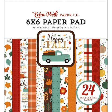 Echo Park Happy Fall -paperipakkaus