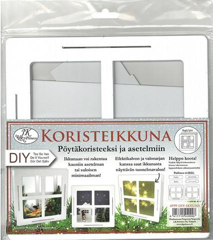 DIY Ikkuna