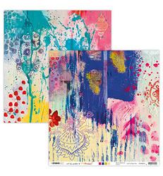 Studio Light skräppipaperi Art By Marlene, Artsy Arabia