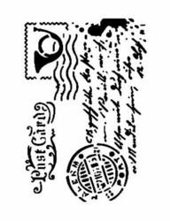 Cadence sapluuna Postcard, 21 x 29 cm