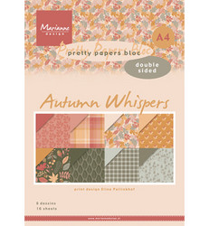 Marianne Design Autumn Whispers -paperikko, A4