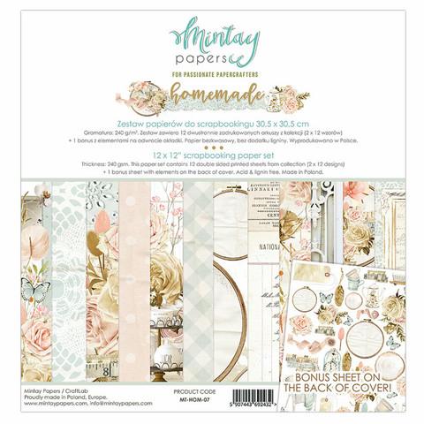 Mintay paperipakkaus Homemade, 12
