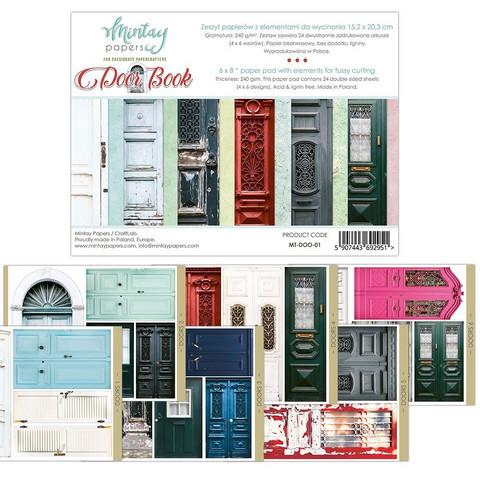 Mintay korttikuvakirja Door Book
