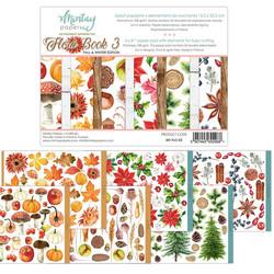 Mintay korttikuvakirja Flora Book 3