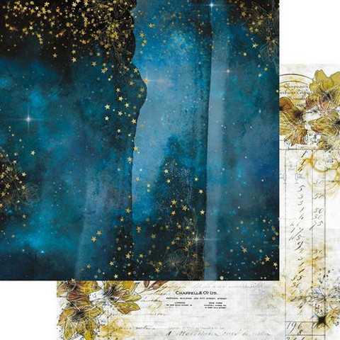 13@rts skräppipaperi Under the Stars, Shine