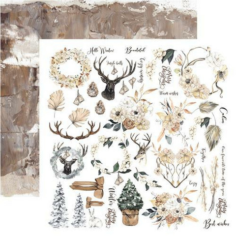 13@rts skräppipaperi Dreamland, Wonder of Nature