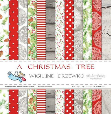 Galeria Papieru paperipakkaus A Christmas Tree, 12