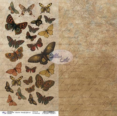 Altair Art paperi Butterfly Effect 08, 6