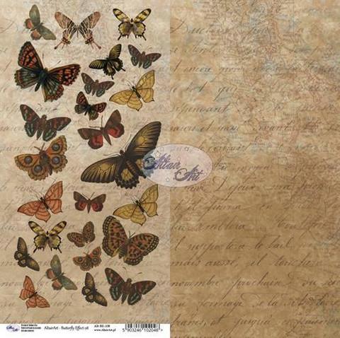 Altair Art paperi Butterfly Effect 08, 6