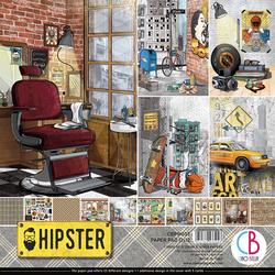 Ciao Bella paperipakkaus Hipster, 12