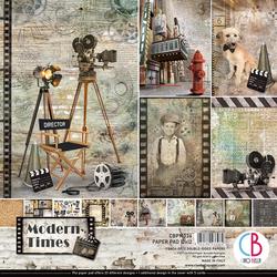 Ciao Bella paperipakkaus Modern Times, 12