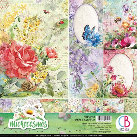 Ciao Bella paperipakkaus Microcosmos 12