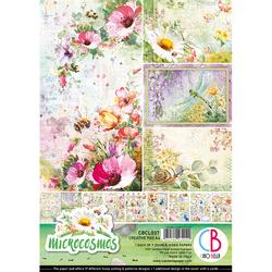 Ciao Bella Creative Pad paperipakkaus Microcosmos