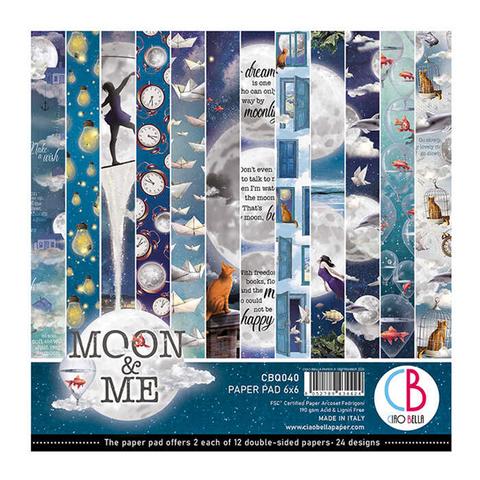 Ciao Bella paperipakkaus Moon & Me