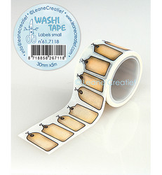 Leane Creatief washi -teippi Labels Small