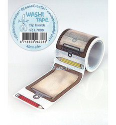 Leane Creatief washi -teippi Clip Boards