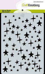 CraftEmotions sapluuna Stars, A6