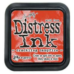 Distress mustetyyny, sävy Crackling Campfire
